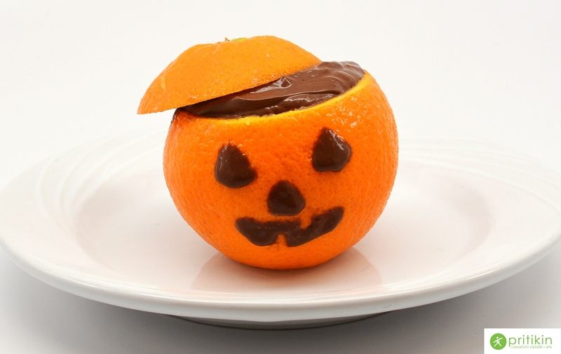 Pritikin Pumpkin Chocolate Mouse