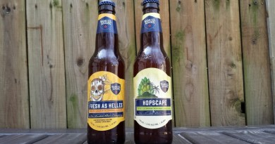 Beer Review: Samuel Adams Hopscape and Samuel Adams Fresh As Helles