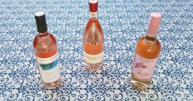 Wine Review: A 2016 Rosé Trio Welcomes the Warm Seasons