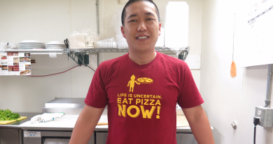 F.A.Qs: Chef Lee Kim of Burattino Brick Oven Pizza