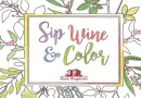 The Summer Wine-Themed Coloring Book You Never Knew You Needed