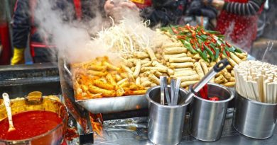 7 Things That Take Food-Loving Gap Year Travellers to Asia By Surprise