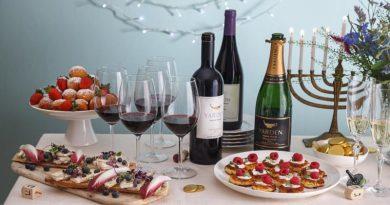 Your Hanukkah Wine Pairing Guide Is Here