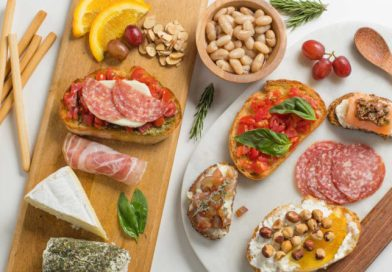 Infographic: Building Your Own Bruschetta Bar Is Easier Than You Think