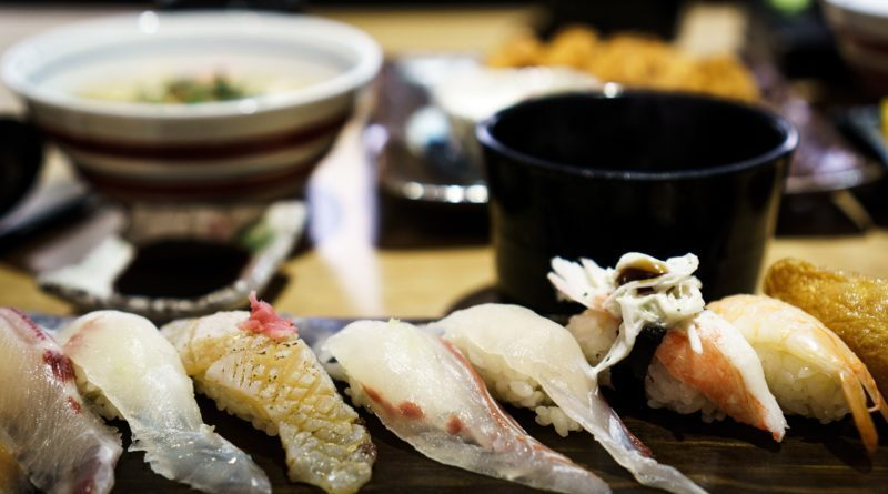 The Ultimate Culinary Tour Of Japan