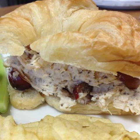 Recipe for Party Chicken Salad