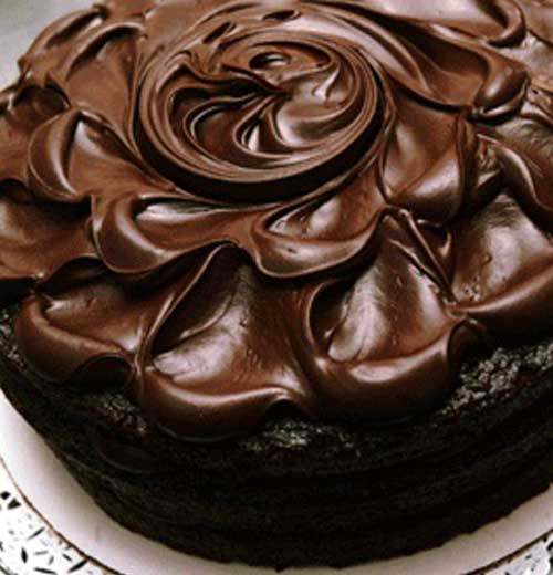 Super Moist Chocolate Mayo Cake Recipe Flavorite