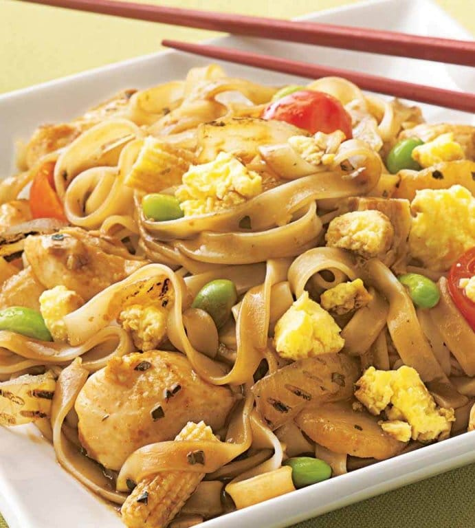 Asian Drunken Noodles