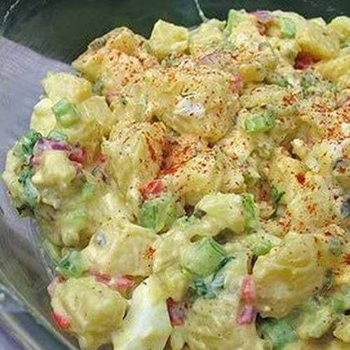 how to make good potato salad