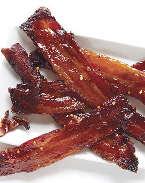 Spicy Candied Bacon
