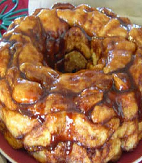 Recipe for Easy Monkey Bread