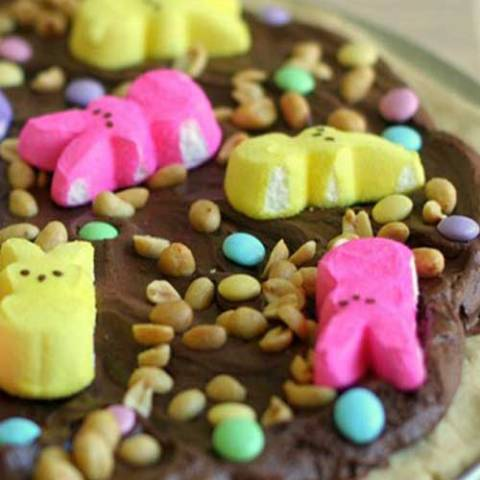 Recipe for Easter Peep Za