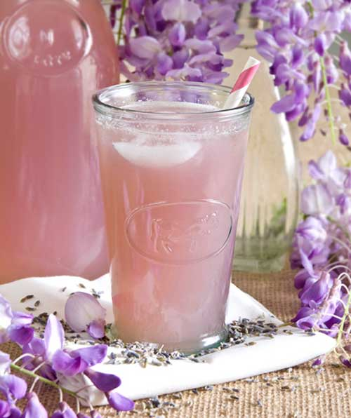 Lavender Lemonade Recipe - Flavorite