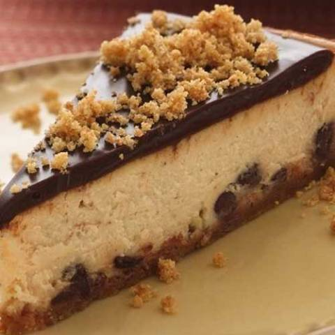 Recipe for Smores Cheesecake - Enjoy this mouth-watering cheesecake made with marshmallow creme and chocolate topping – perfect for a lavish dessert! Check out Expert Tips!