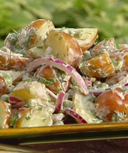 Looking for a tasty, low calorie potato salad recipe to take to a Memorial Day BBQ this year? Try this healthier version of a popular Southern recipe for Country Potato Salad, and enjoy the flavors you love without the guilt.