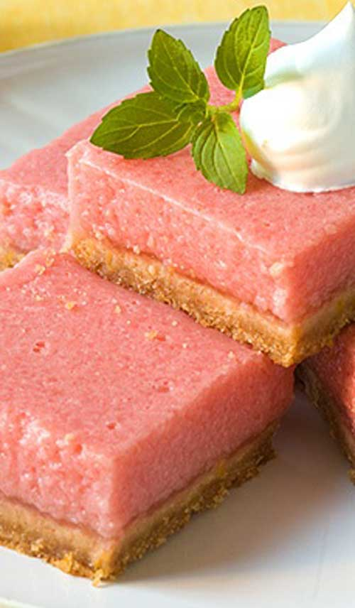 Mouth-Watering Watermelon Bars