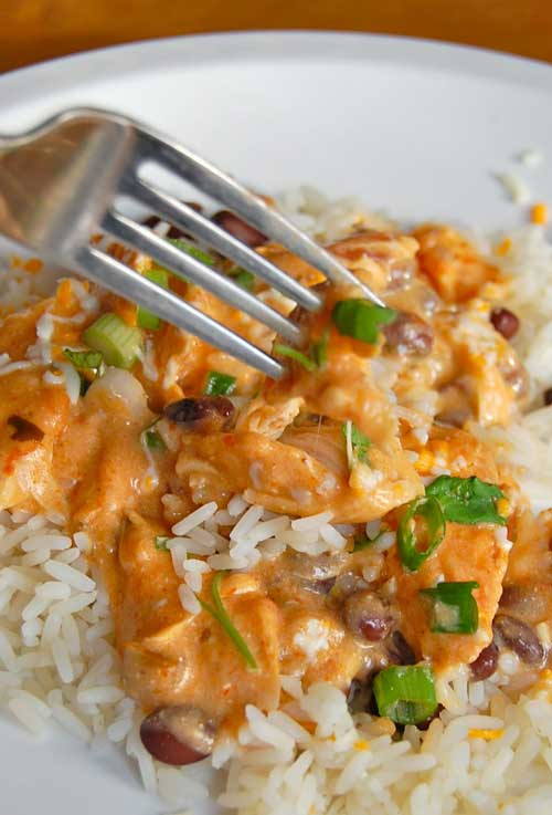 One of the best meals ever made in my slow cooker. A must try if you are a lover of Tex-Mex food, like I am!