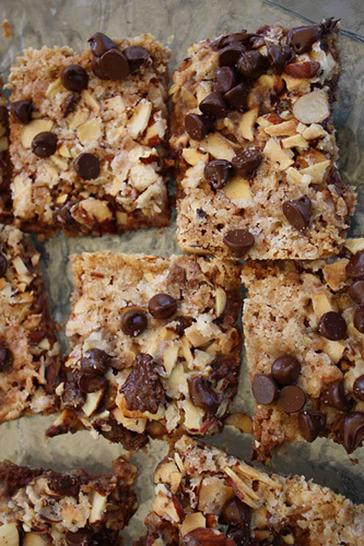 Craving something salty? Craving something sweet? TheseSalted Toffee Chocolate Squares are the treat for you! #chocolate #toffee #dessert #dessertbars