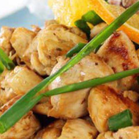 Recipe for Citrus Chicken - Citrus chicken is a great go-to recipe to some zest to ordinary chicken.