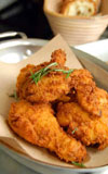 """Baked """"Fried"""" Chicken"""