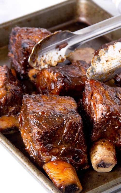 Slow Cooker BBQ Short Ribs | Fall-Off-The-Bone Short Ribs Recipes | Homemade Recipes