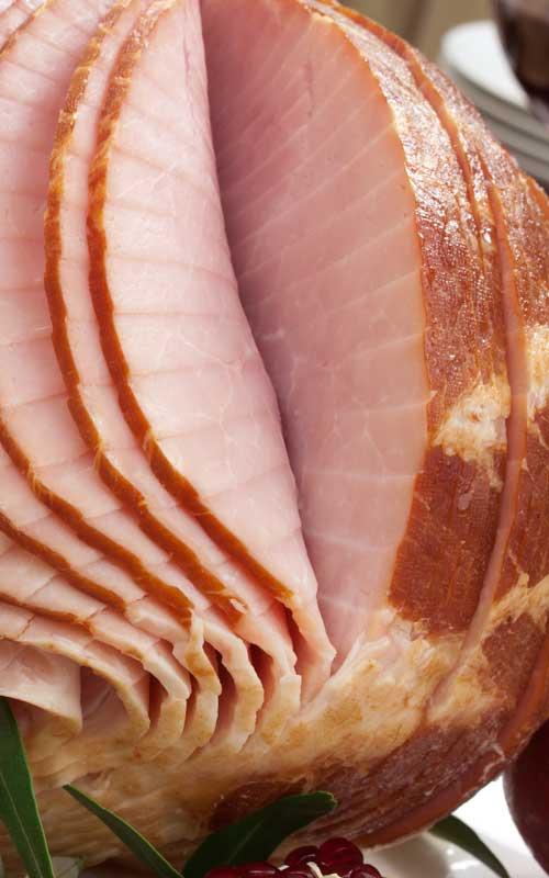 Old-Fashioned Holiday Ham
