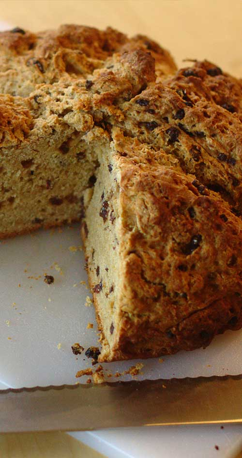 Whether or not you're Irish, this classic quick bread recipe brings great taste into your kitchen.
