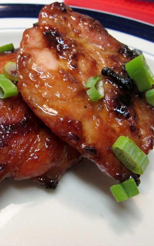 My go-to BBQ chicken recipe. ThisHawaiian BBQ Chicken doesn't use any sticky storebought sauce, just a simple Hawaiian-style marinade.