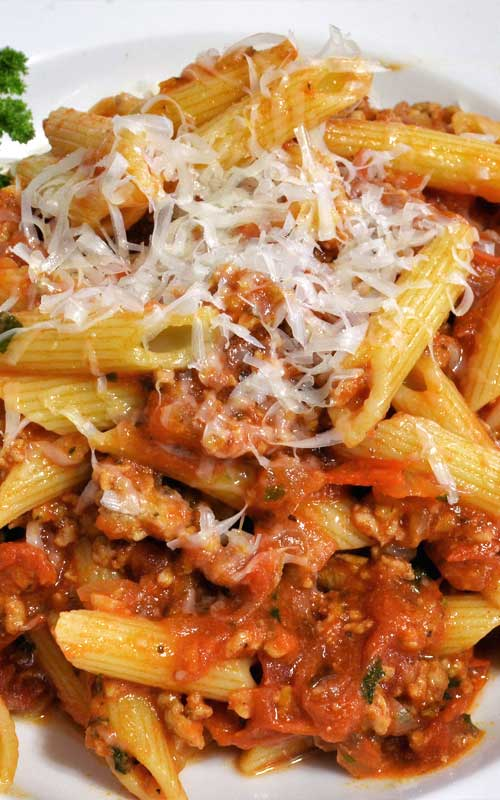 how to make meat sauce with tomato paste