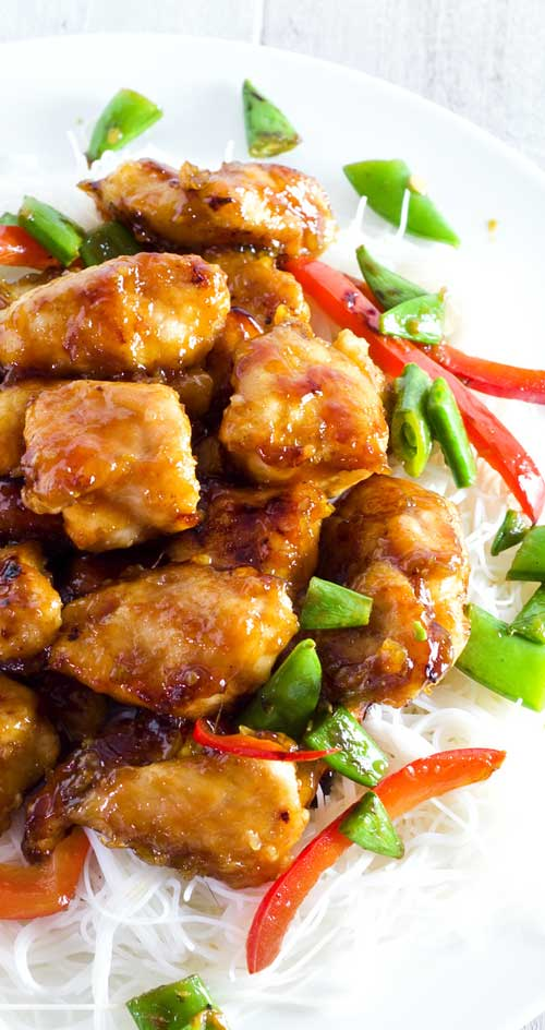 It has the perfect balance between sweetness and spiciness, is ready in under 20 minutes, AND is cheaper than take out!