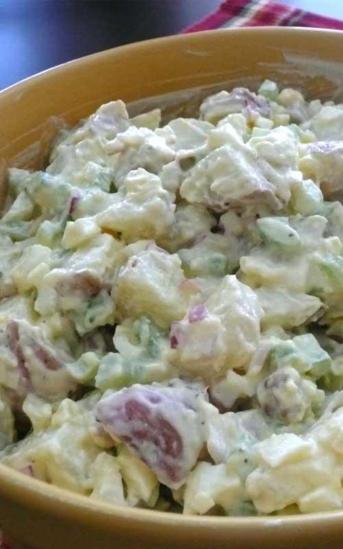The Best Potato Salad EVER