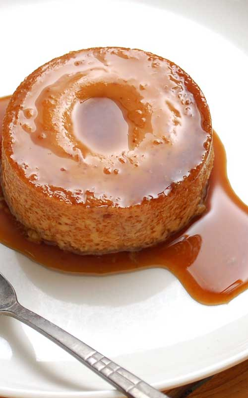 Upgrade your classic flan by adding a coffee twist to it. This Coffee Flan is something which all coffee lovers should try.