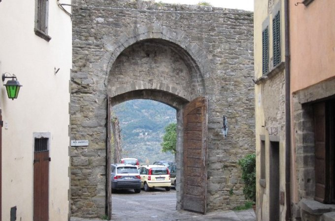 Day trip to Cortona, in the Tuscan province of Arezzo