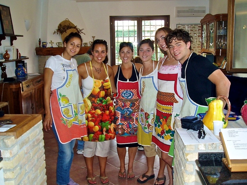 Flavor of Italy Rome Cooking Class