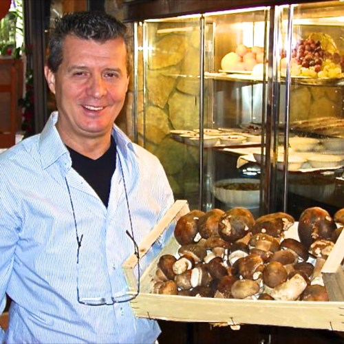 Flavor of Italy Rome Culinary Walking Tour — Porcini