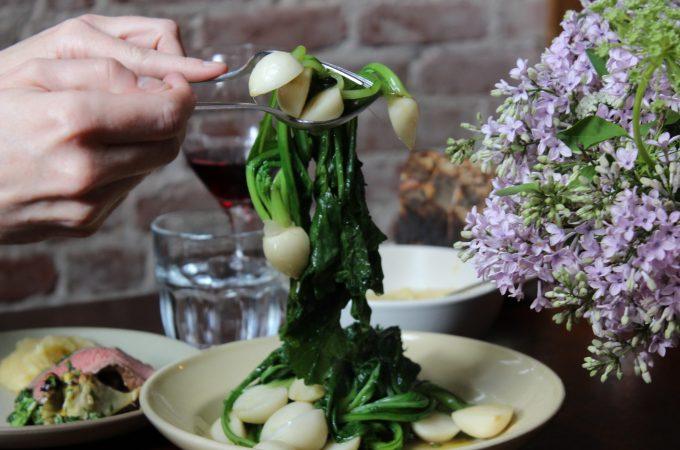 Baby Tokyo turnips