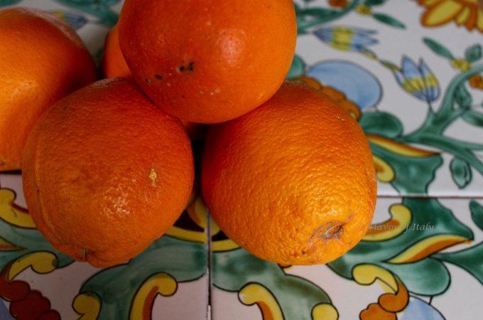 Sicilian oranges