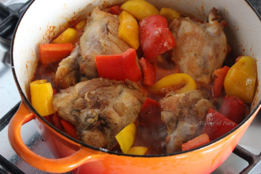 Chickenandpeppers
