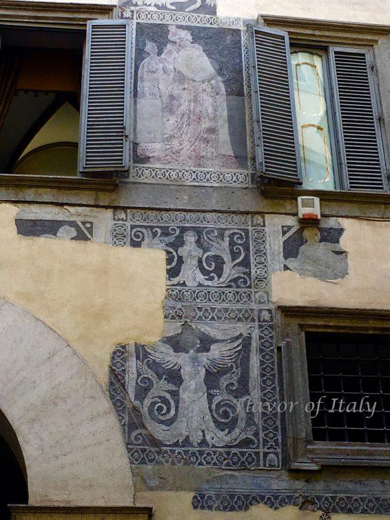Frescoes Palazzo Costaguti