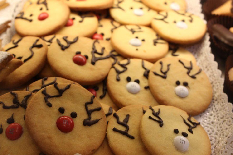 Christmas treats, Il Cigno, Parioli
