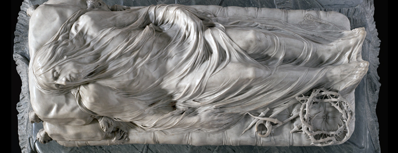 Veiled Christ, Naples
