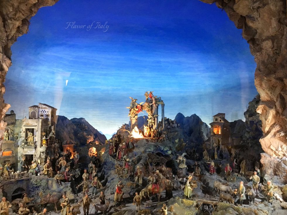 Nativity Scene, Santa Chiara Church, Naples