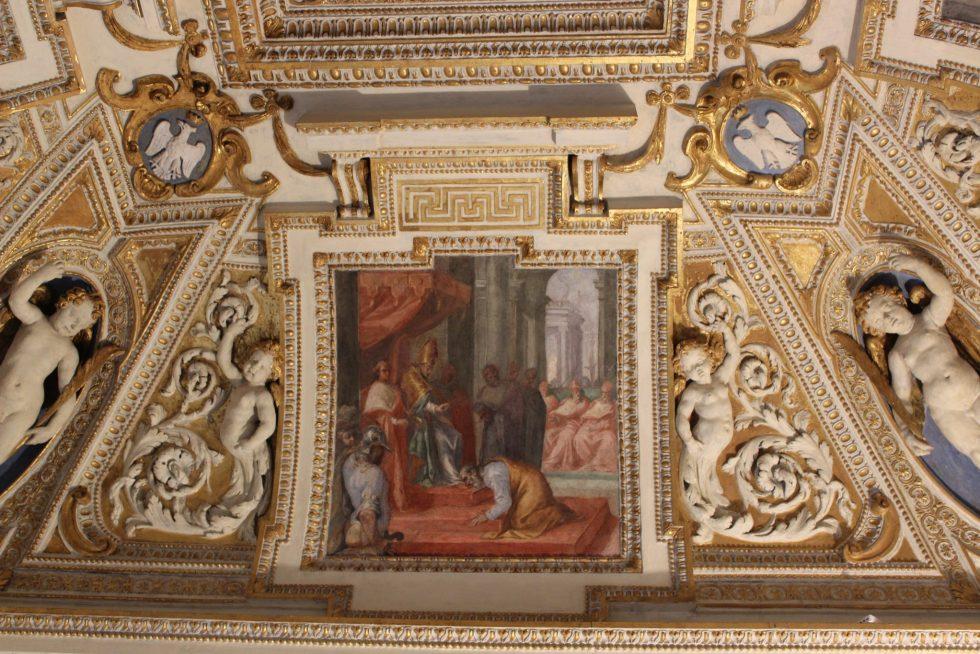 Palazzo Caetani Chapel and Antechapel