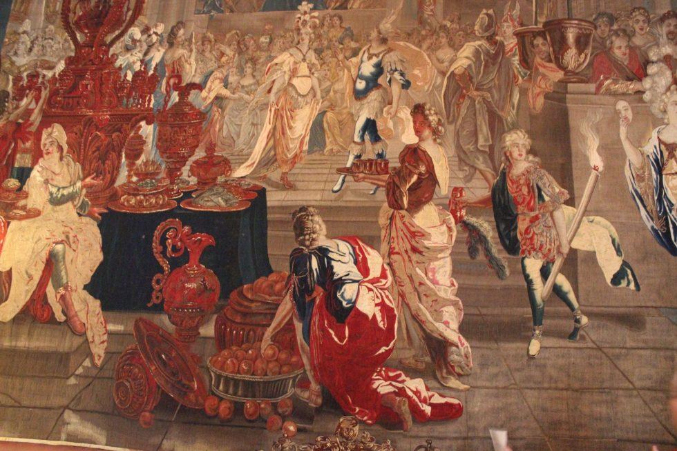 Palazzo Caetani Tapestry Room
