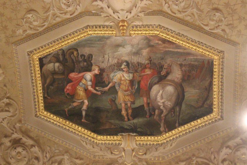 Palazzo Caetani, Sala di Diana