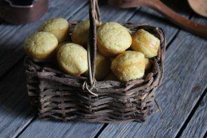 Corn bread and muffins