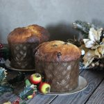 Fresh baked panettone are the perfect dessert for your holiday table!