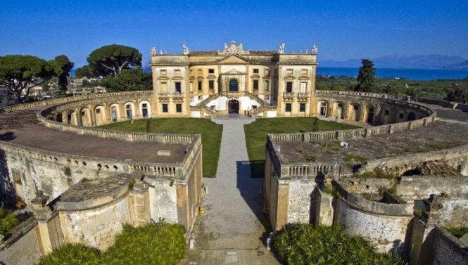 Villa Valguarnera, photo courtesy of italianways.com