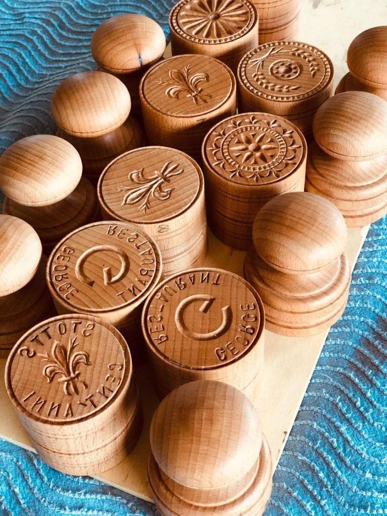 Romagoli Pasta Tools corzetti