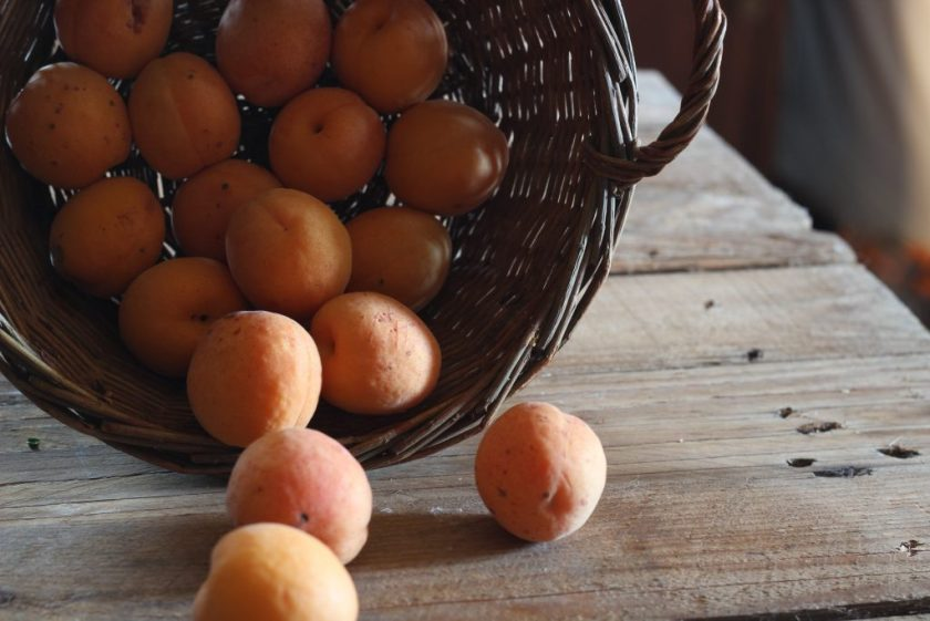 Apricots for the Chicken and apricot tagine with prunes and preserved lemons